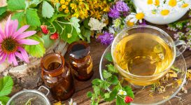 Try These Herbal Supplements for Depression