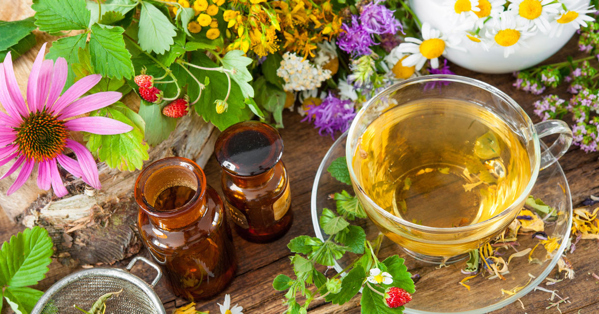 Herbs for Depression