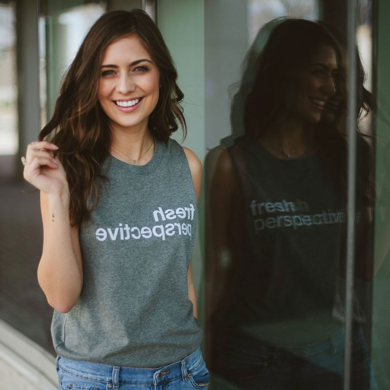 Kayley Reed, Co-Founder and CEO of Wear Your Label