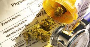 Prescription cannabis