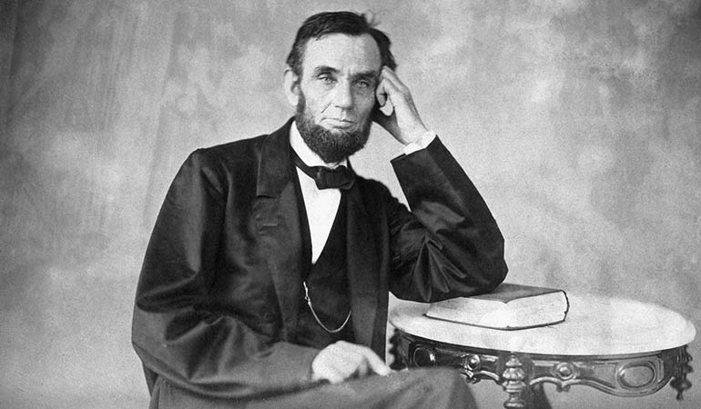 Quotes About Depression: Abraham Lincoln