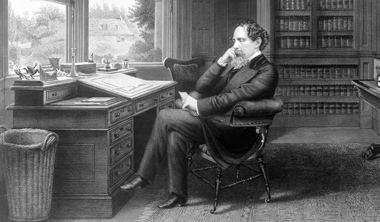 Quotes About Depression: Charles Dickens