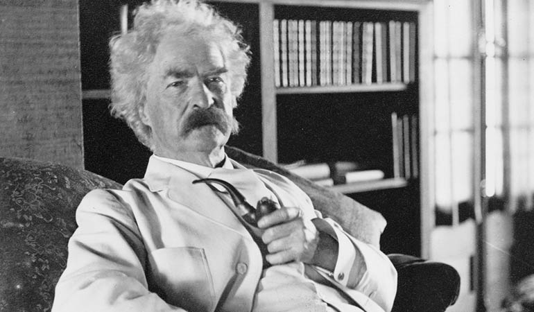 Quotes About Depression: Mark Twain