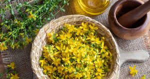 St. John's Wort: one of the best vitamins for depression